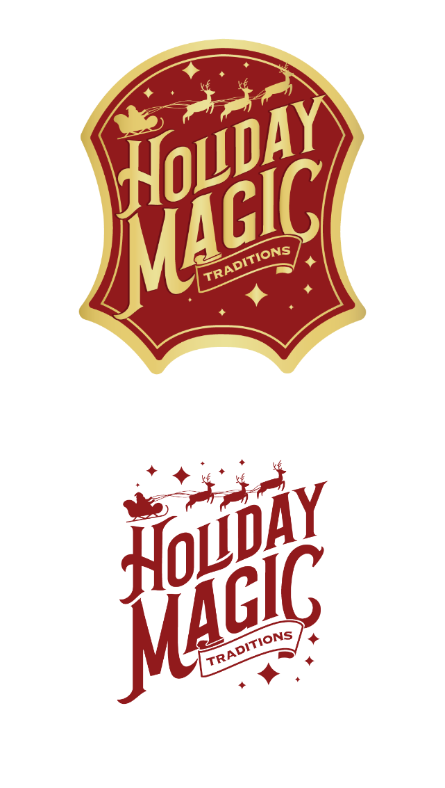 03 badge holidaymagic